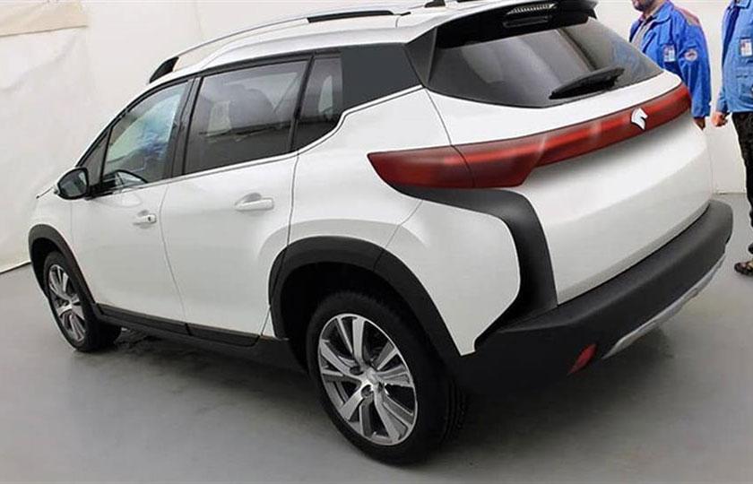 رونمایی از اولین کراس اوور ایران خودرو به زودی