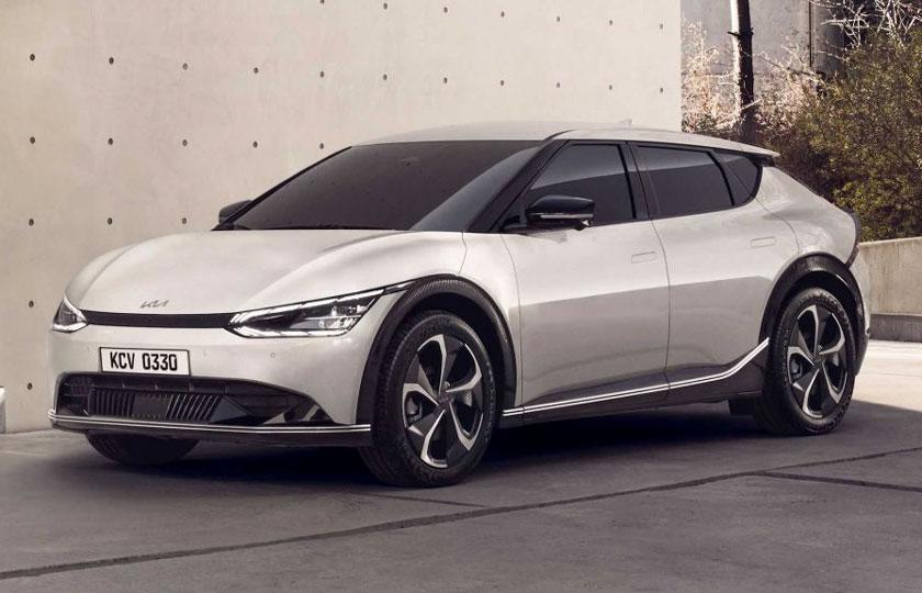 لیست خودروهای برقی تا سال 2022