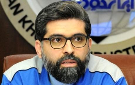 افزایش تولیدات گروه صنعتی ایران خودرو