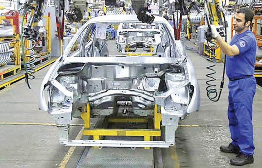 تعلیق برخی استانداردهای 85گانه خودروسازی