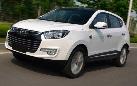 مشخصات جدید خودرو جک S5 کرمان موتور
