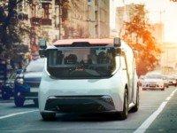 اولین تاکسی های خودران در دبی