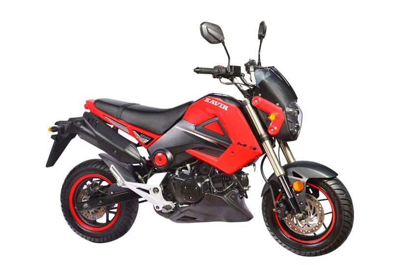 قیمت جدید انواع موتورسیکلت شرکت کویر / اردیبهشت 1400