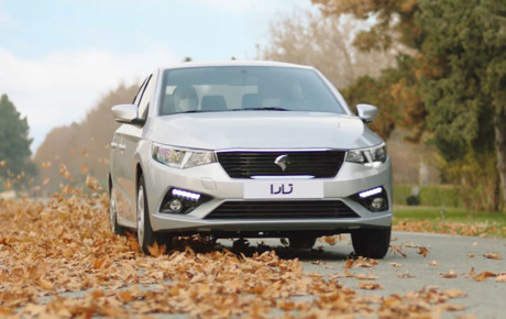 خودرو تارا با موتور TU5 پلاس وارد بازار می شود