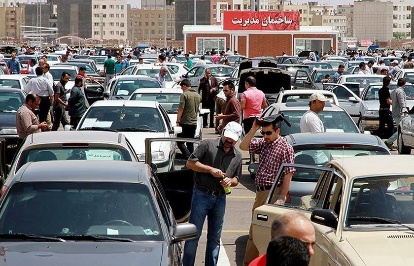 گزارش وضعیت ارزیابی خدمات فروش صنعت خودرو