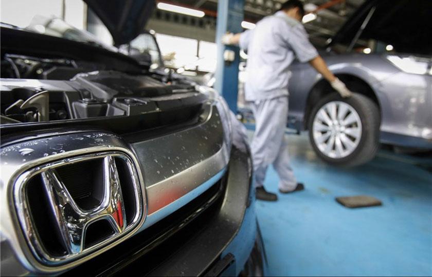 آغاز تحقیقات درباره ایمنی ۱.۱ میلیون خودروی هوندا آکورد در آمریکا