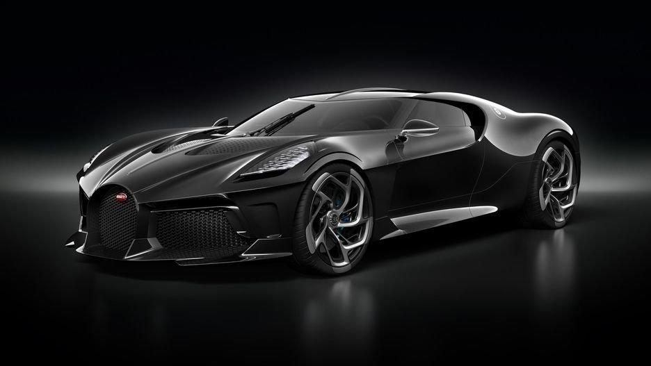 ماشین سیاه ، گرانترین خودروی دنیا