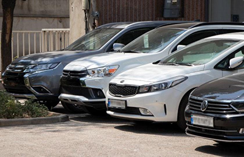 کاهش قیمت خودرو های وارداتی با لغو تحریم ها