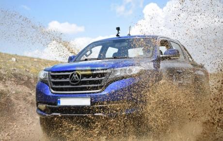 ورود پیکاپ مکث موتور به بازار خودرو کشور