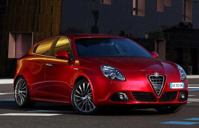 پایان تولید آلفارومئو جولیتا ، خودرو ایتالیایی
