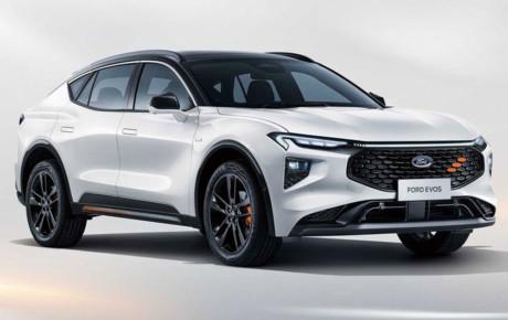 ساخت خودرو ایووس فقط برای بازار چین