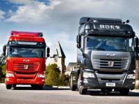 کیفیت پایین کامیونهای جدید چینی