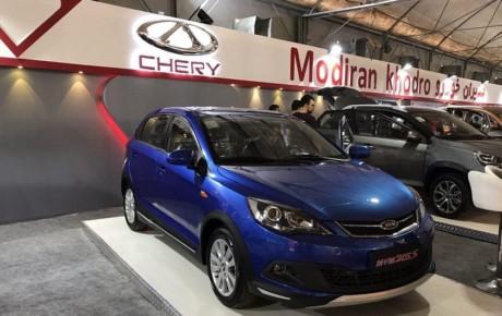 درآمد زیاد خودروسازان از مونتاژ کردن خودروهای چینی