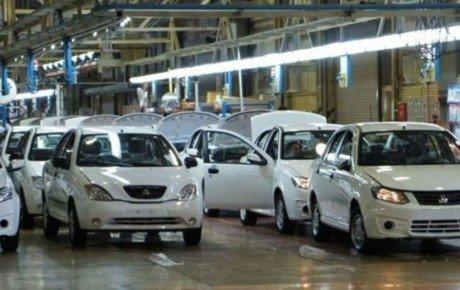افت و خیز تولید خودروسازان در سال ۱۴۰۰