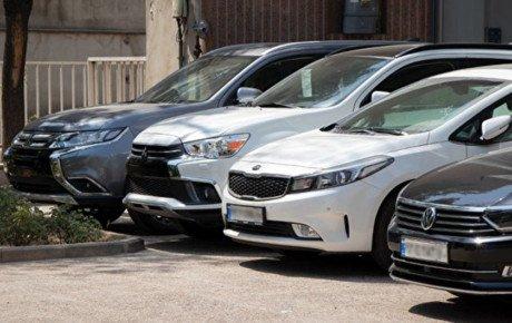 کاهش قیمت خودرو های وارداتی