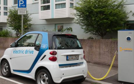 افزایش خرید خودروهای برقی