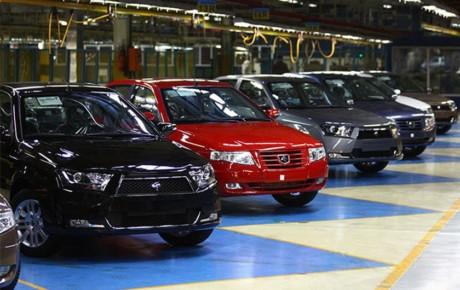 افزایش تولید خودروسازان بخش خصوصی