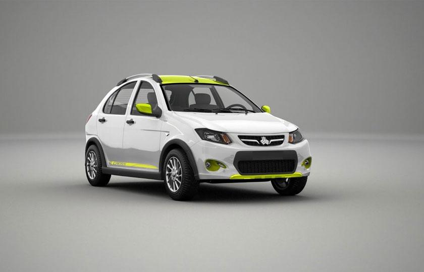 خودروهای دو رنگ به زودی وارد بازار می شود