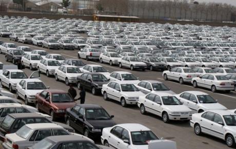 بازار خودرو در رکودی سنگین