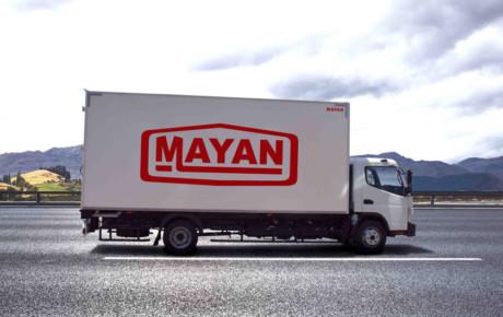 قیمت قطعی دو کامیون جدید خودروسازی مایان اعلام شد