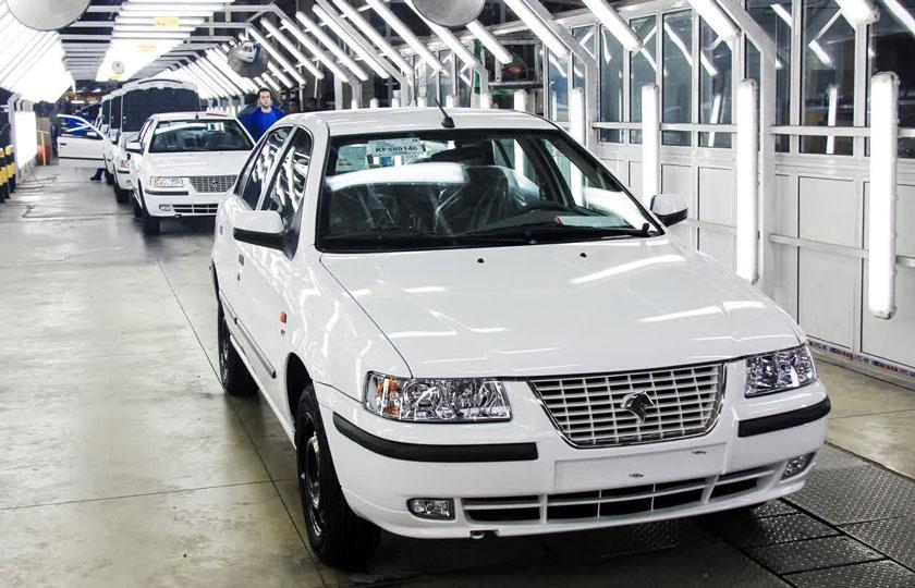 کاهش تولید خودرو های دوگانه سوز