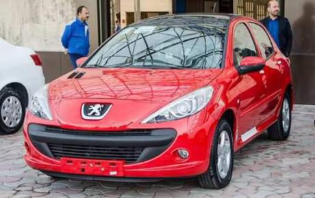 مشخصات خودرو پژو ۲۰۷ دو رنگ ایران خودرو اعلام شد