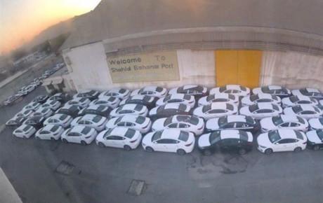 بیش از ۲۰۰۰ خودرو سواری در گمرکات کشور متوقف شدند
