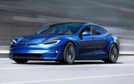 شرکت خودروسازی تسلا به رکورد سه ماه رسید