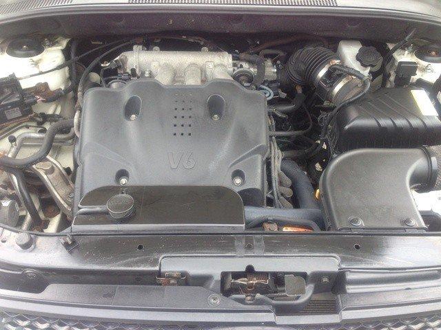 پیشرانه V6 کیا اسپورتیج 2010