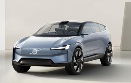 آینده متفاوت خودروهای ولوو