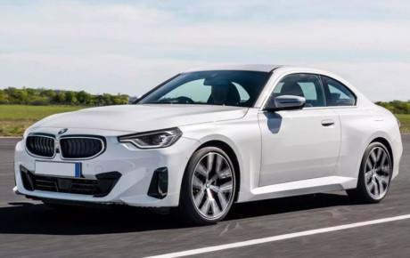 رونمایی از نسل جدید BMW سری ۲ مدل ۲۰۲۲