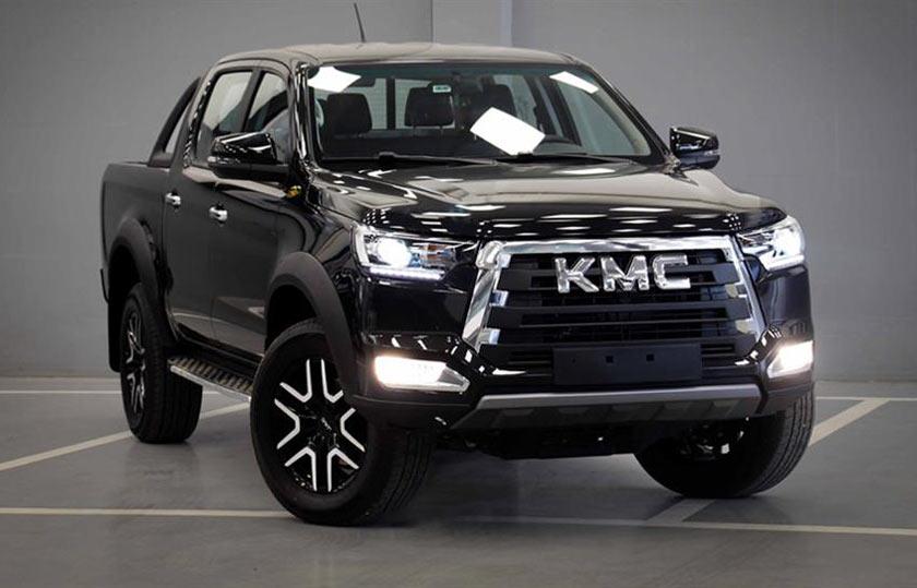 قیمت جدید KMC T8 / مرداد 1400