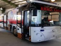 تولید اتوبوس آمبولانسی با نصف قیمت خارجی !