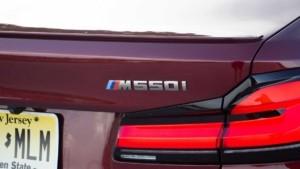 ب ام و M550i 2021