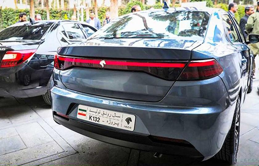 آمار جدید تولیدات محصولات ایران خودرو / شهریور 1400