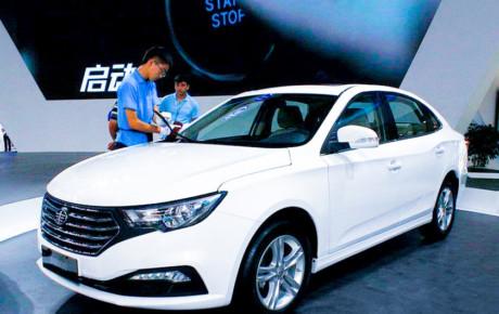 مشخصات فنی خودرو بسترن B30